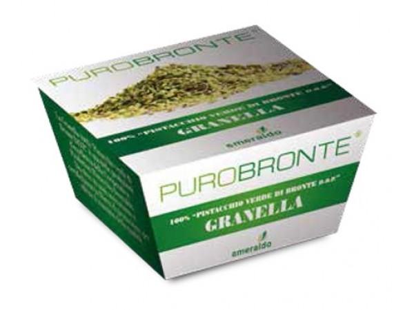 GRANELLA 100% di pistacchio verde di Bronte DOP