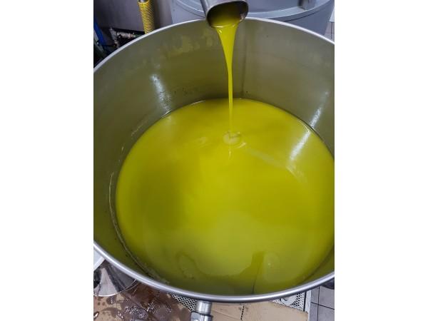 Olio extravergine d'oliva Biologico 5 Litri