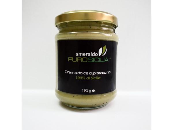 Crema dolce di Pistacchio 100% di Sicilia