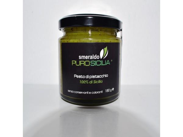 Pesto di Pistacchio 100% di Sicilia