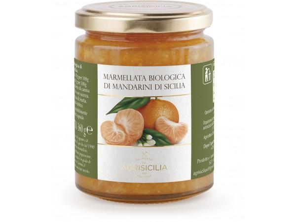 Marmellata Biologica di Mandarini di Sicilia