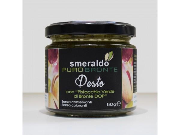 Pesto con Pistacchio Verde di Bronte DOP